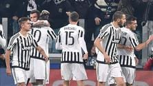Champions: il trionfo Juve vale 12,00