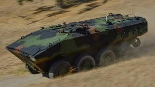 ACV 1.1, l'anfibio dei Marines su base Iveco