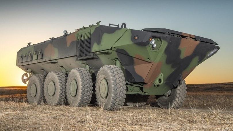 Il nuovo carro 8x8 dei Marines sarà su base Iveco