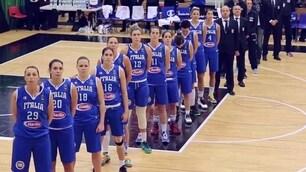 EuroBasket Qualifiers, a Manchester Gran Bretagna-Italia 48-60