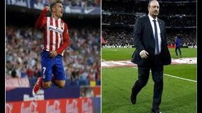 I tifosi dell'Atletico Madrid cantano «Benitez resta!»