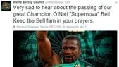 Pugilato, ucciso l'ex campione O'Neil Bell