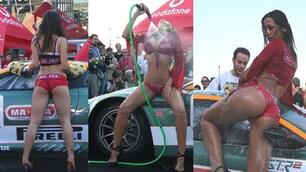 Sexy Car Wash: il lavaggio auto &egrave; &ldquo;hot&rdquo;<br />