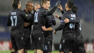 Europa League, Lazio-Dnipro 3-1: biancocelesti ai sedicesimi
