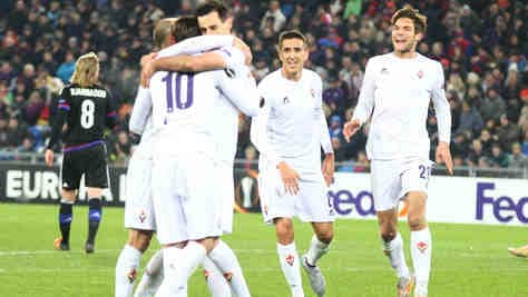 Europa League, Basilea-Fiorentina 2-2: Bernardeschi illude i viola, rosso per Roncaglia
