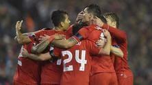 Europa League, le 15 qualificate ai sedicesimi. Ecco la situazione
