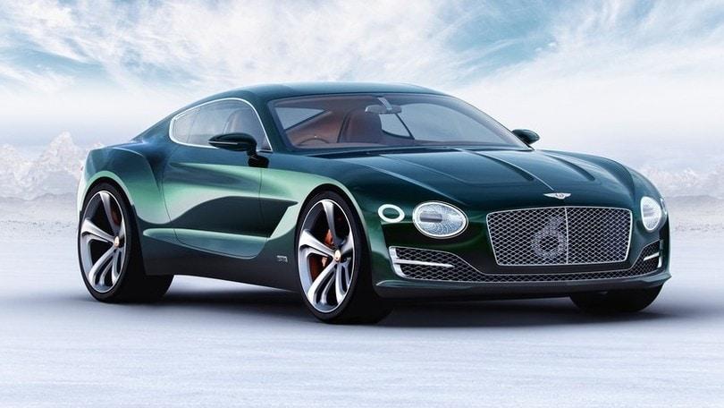 Bentley EXP 10, lusso ad alta velocità