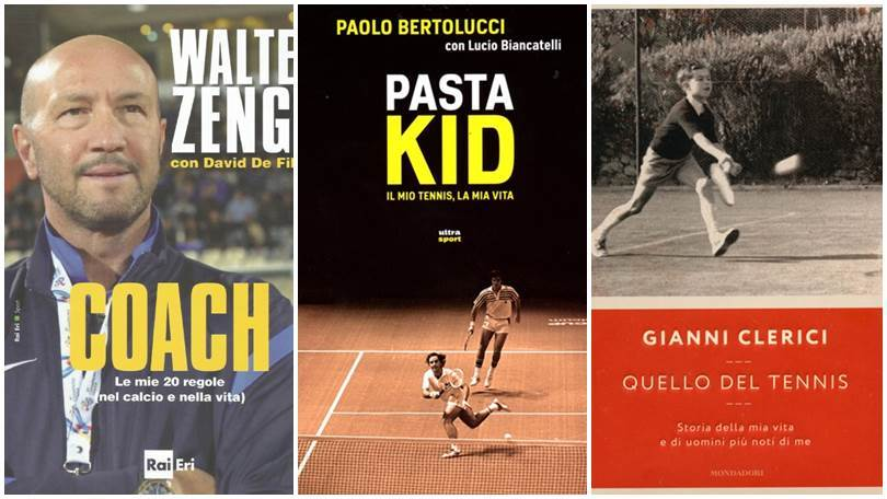Le regole di Zenga e le autobiografie di Bertolucci e Gianni Clerici