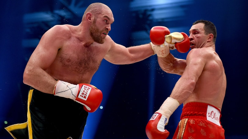 Boxe, pesi massimi: clamoroso Fury detronizza Klitschko