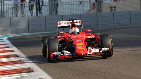 Formula Uno Abu Dhabi, vince Rosberg. Terzo Raikkonen. Vettel 4°, che rimonta!
