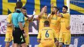 Risultati Serie A: Frosinone-Verona 3-2, Chievo-Udinese 2-3, Genoa-Carpi 1-2