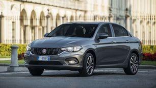Nuova Fiat Tipo, la prova su strada