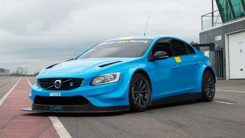 Volvo S60 correrà nel Mondiale Turismo 2016