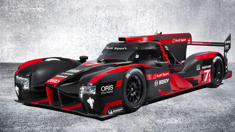 Audi R18 2016, riconquistare Le Mans