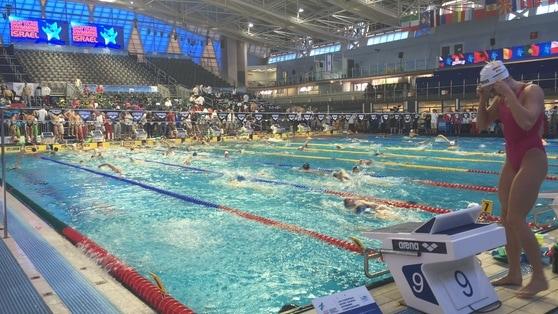 Nuoto, Europei in Israeleprogramma e azzurri in gara