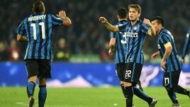 Serie A Inter, ecco le pagelle:Telles attento, bene Jovetic
