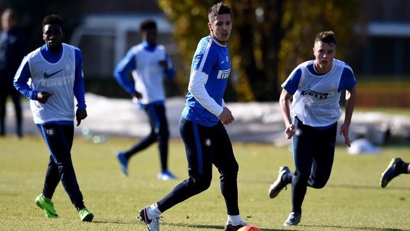 Inter, i nerazzurri di Mancini non si fermano: di nuovo a lavoro