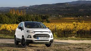 Ford Ecosport 2016, più compatto e più grintoso