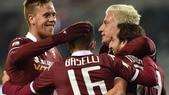Coppa Italia, il Torino si regala la Juventus: Cesena sconfitto per 4-1
