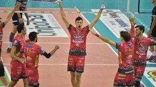 Volley: Cev Cup, Perugia senza problemi in Slovacchia