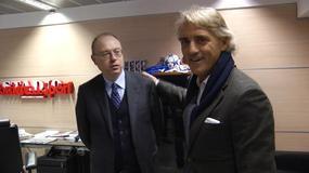 Mancini al Corriere dello Sport-Stadio: il backstage