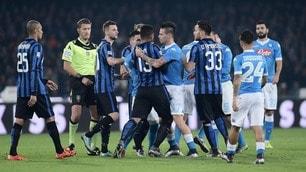 """""""Caro Sarri, le palle gol?Napoli-Inter 3-6, altro cheNapoli-Inter 6-1"""""""