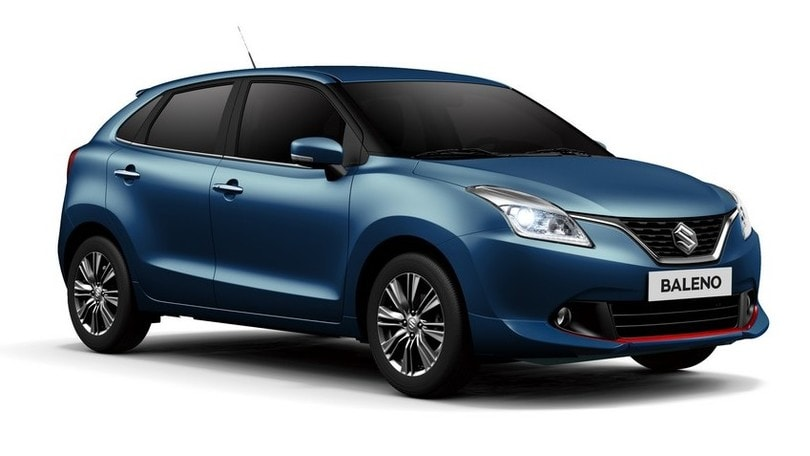 Suzuki Baleno si parte con la Web S Edition