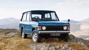Range Rover, il primo SUV al mondo compie 45 anni