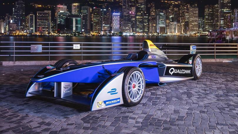 Roborace, nasce il campionato per auto senza piloti