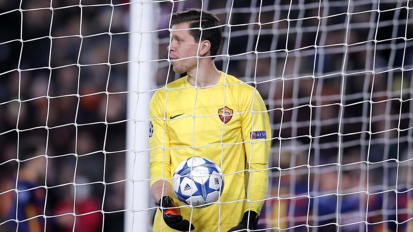 Calciomercato: Roma-Szczesny, è già finita