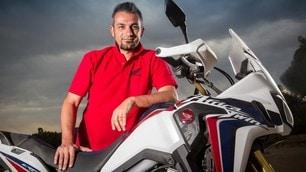 "Speciale Honda Africa Twin: la moto ""italiana"""
