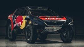 Peugeot DKR 2016, pronta per la Dakar