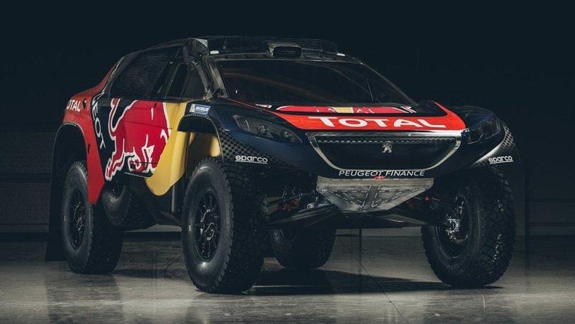 Peugeot DKR16, pronta per la grande sfida