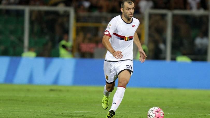 Serie A Genoa, tris d'attacco: Perotti-Pandev-Lazovic