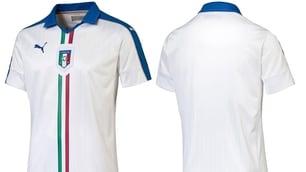Europei 2016: ecco le maglie delle squadre qualificate