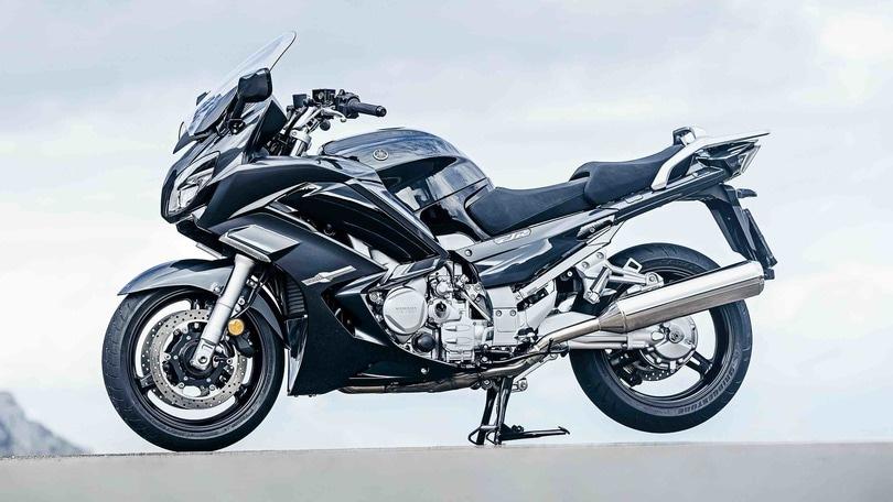 Yamaha FJR 1300: ancora più moderna