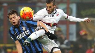 Inter-Genoa 1-0: punizione-gol di Ljajic beffa Perin