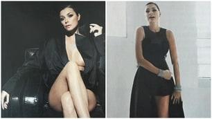 Alena Seredova sexy: posa senza veli