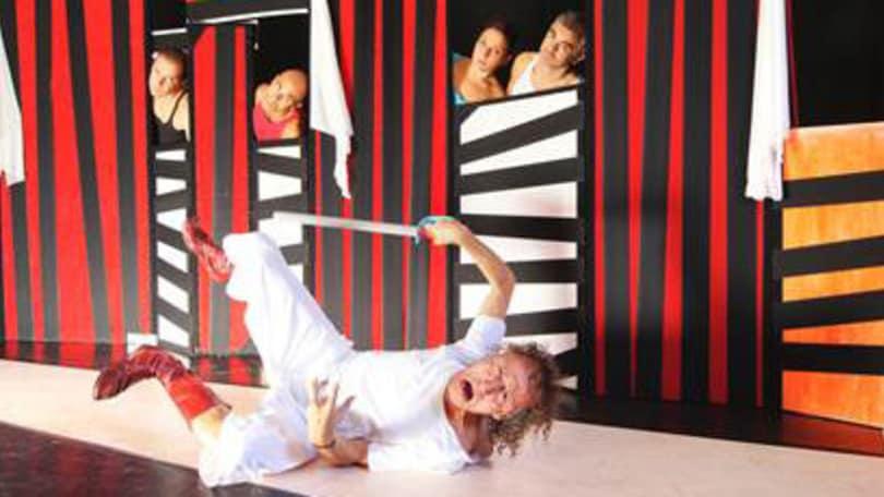 Anelante: il nuovo spettacolo firmato Rezza Mastrella