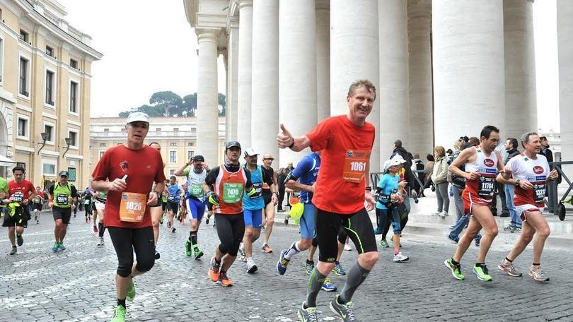 Atletica, già 10.000 iscritti alla Maratona del Giubileo