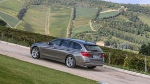 BMW Serie 3 Touring, foto e prezzi