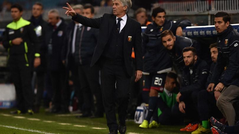 Serie A Genoa, Gasperini affina gli schemi