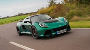 Lotus Exige Sport 350, più leggera e più veloce