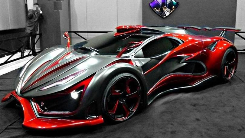 Inferno, la hypercar messicana da 395 all'ora