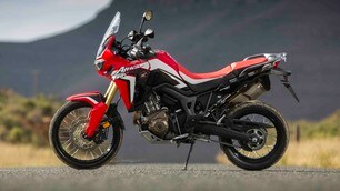 Speciale Honda Africa Twin: la moto