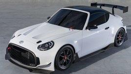 Toyota S-FR Racing Concept, piccola belva