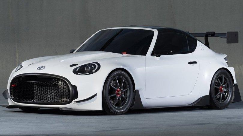 Toyota S-FR Racing, piccola sportiva in arrivo