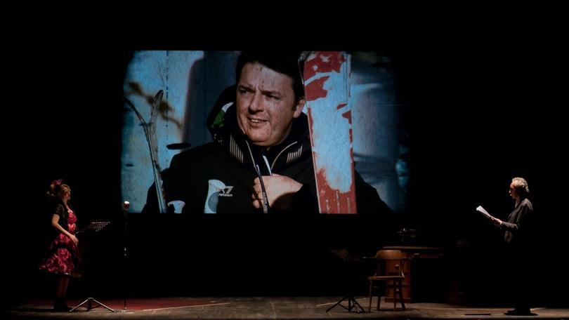 Marco Travaglio al Teatro Vittoria con