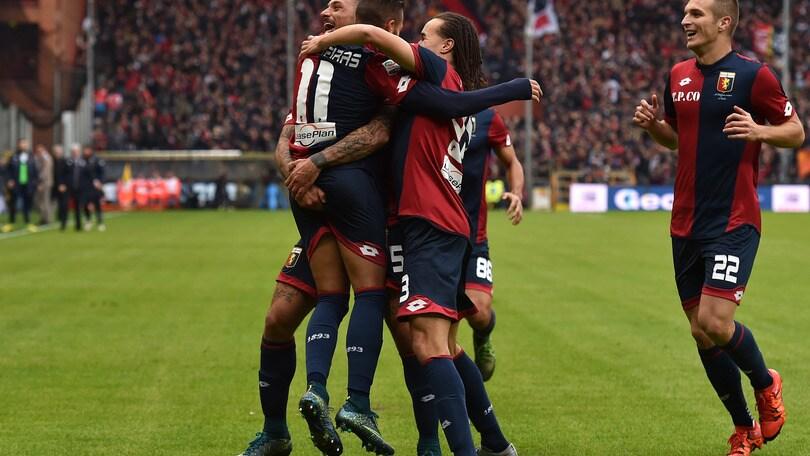 Serie A, il Genoa piange Maurizio Bruno