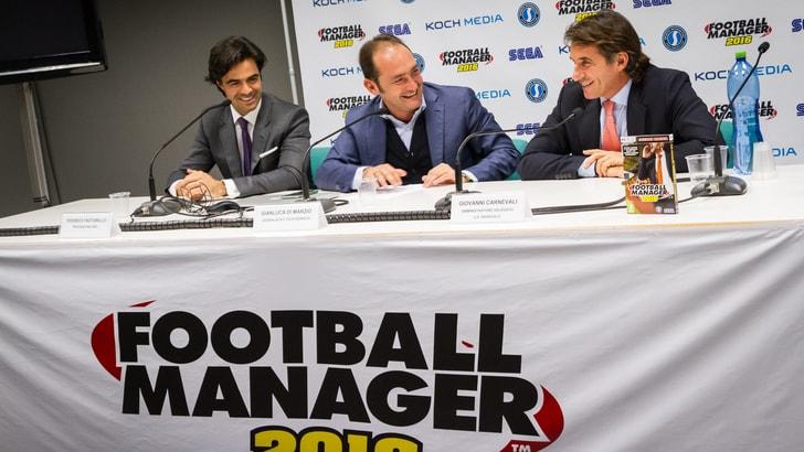 Football Manager 2016 il regalo di Natale!